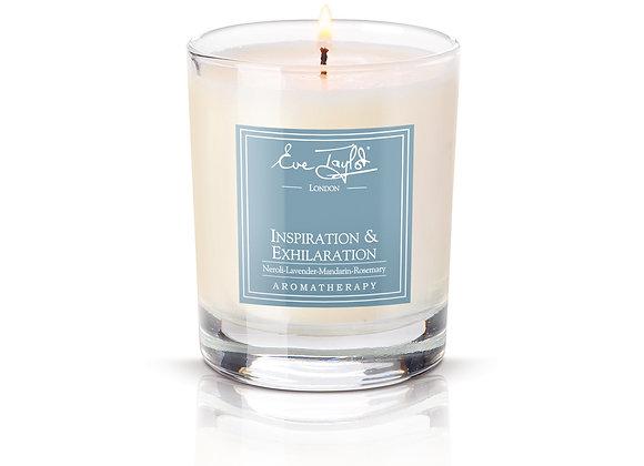 Inspiration & Exhilaration Aromawax Candle