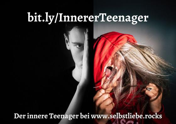 Der innere Teenager - Online Transformations-Workshop