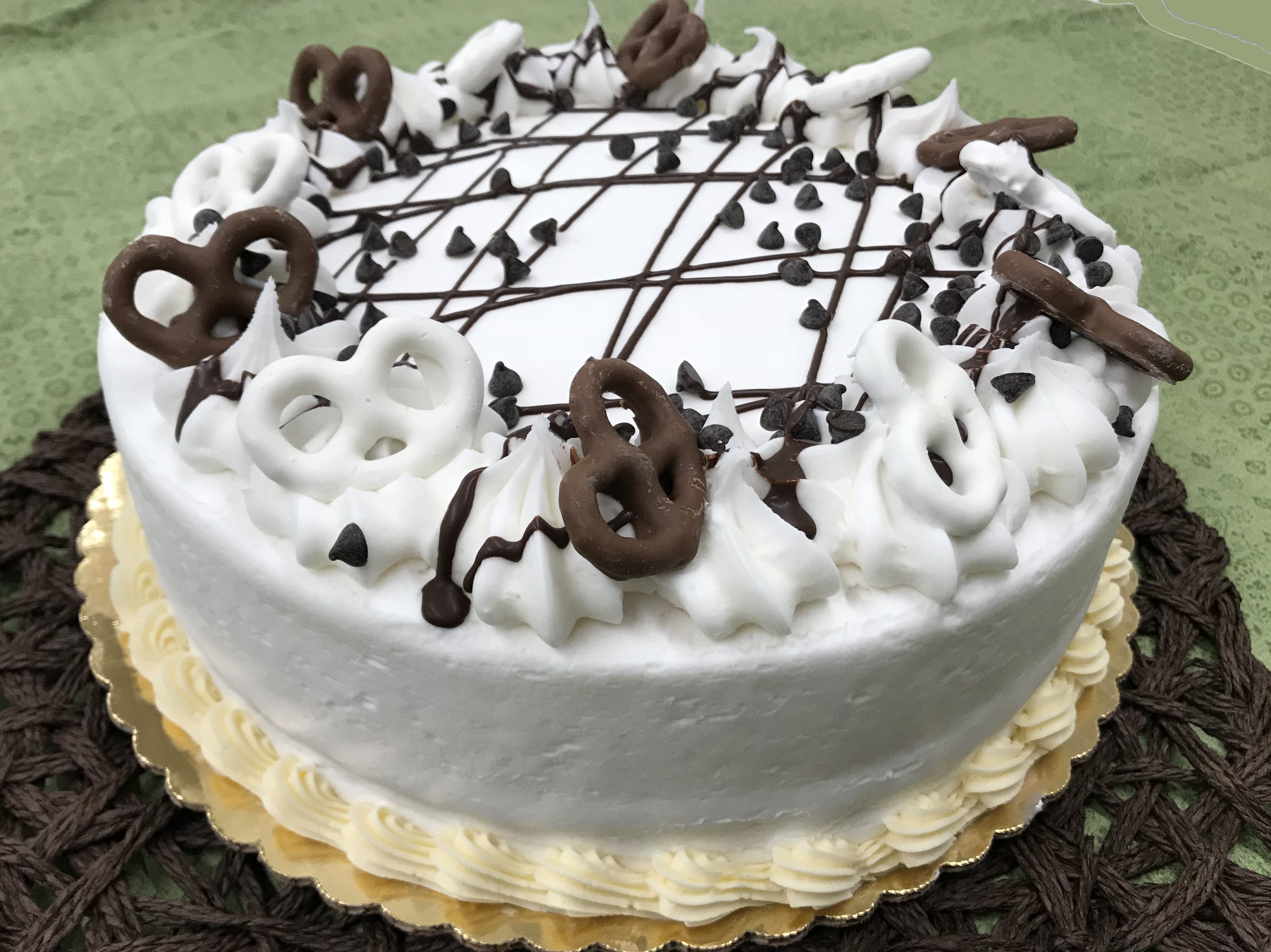 Slider Cake