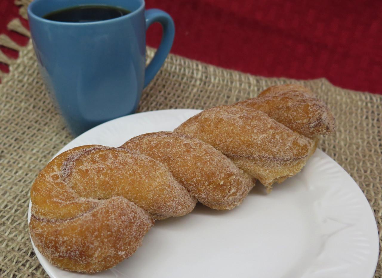 Cinnamon Sugar Twist