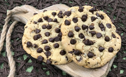 Slider Choc Chip Cookie
