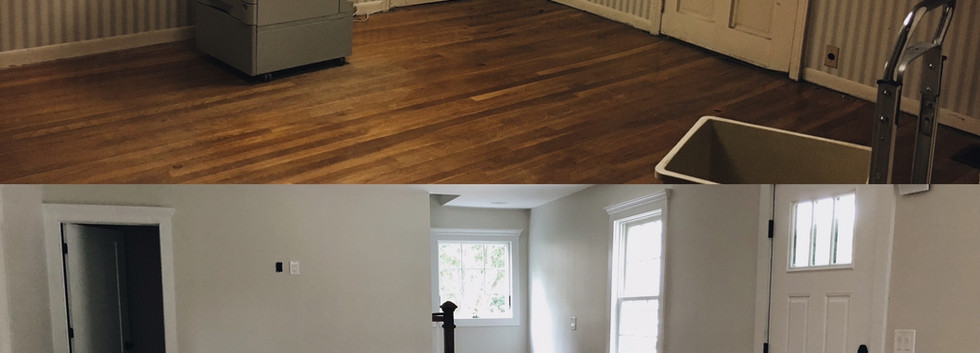 BEFORE AFTER CHERRY FOYER.JPG