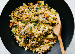 10 Minute Egg Fried Rice