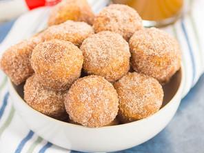 Donut Balls Recipe!