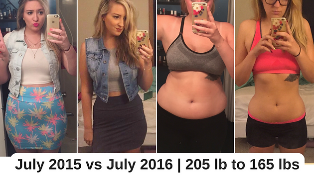 How I Lost 40 Pounds: From Paleo to Plant-Based & Everything