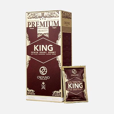 Organic King Reishi Coffee 5 Day Starter Pack