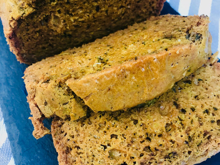Paleo GREEN Bread