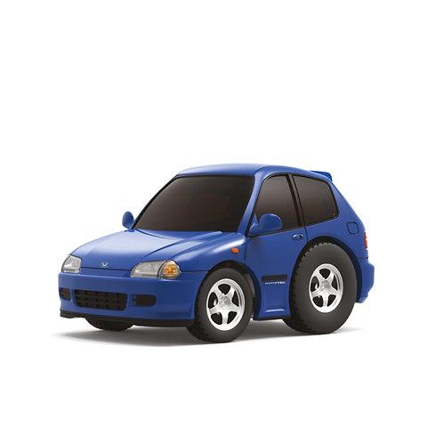 TINY Q Pro-Series 01 - Honda Civic EG6 (Blue)