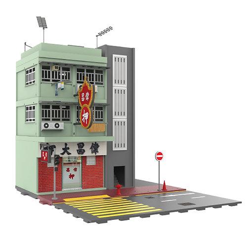 BQ-04 Hong Kong Building