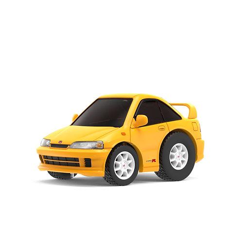TINY Q Pro-Series 06 - Honda Integra DC2 (Yellow)