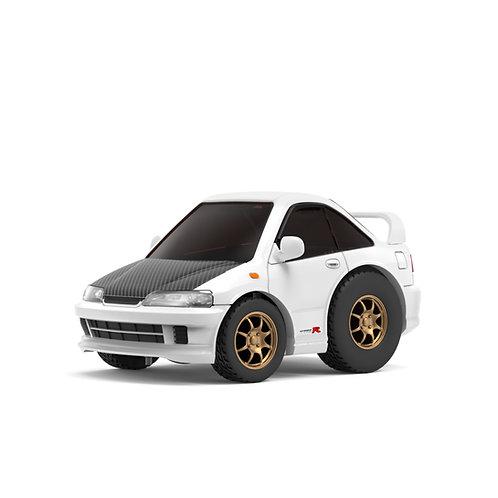 TINY Q Pro-Series 06 - Honda Integra DC2 (White/Carbon Bonnet)