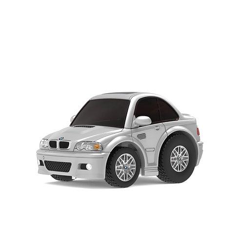 Tiny Q Pro-Series 05 - BMW M3 E46 (Silver)