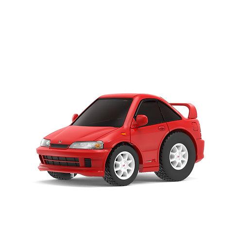 TINY Q Pro-Series 06 - Honda Integra DC2 (Red)