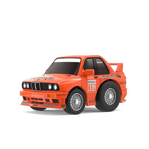 Tiny Q Pro-Series 04 - BMW M3 E30 (DTM No.19)