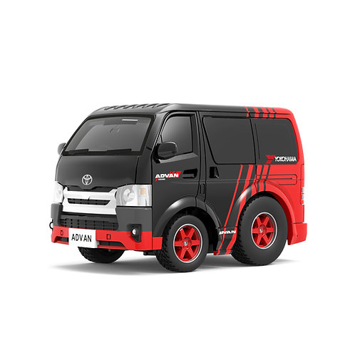 Tiny Q Uno-Series 03 - Toyota Hiace (Advan)
