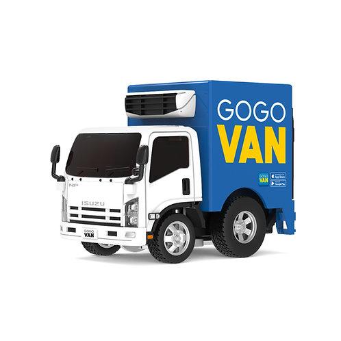Tiny Q Pro-Series 08 - ISUZU N-Series 2006 Box Lorry (GOGO VAN)