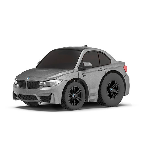 Tiny Q Pro-Series 15 - BMW M4 F82 (Frozen Grey)