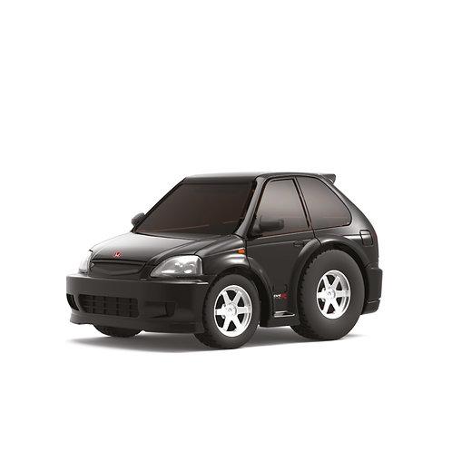 TINY Q Pro-Series 02 - Honda Civic EK9 (Black)