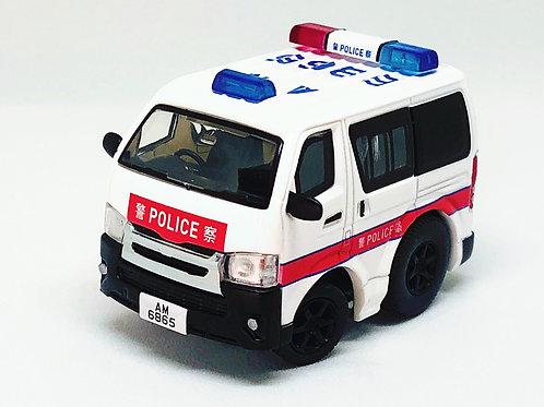 Tiny Q Pro-Series 03 - Toyota Hiace Police (EU)