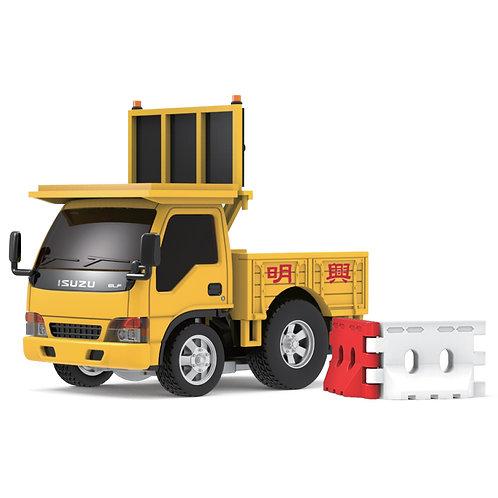 Tiny Q Pro-Series 12 - ISUZU N-Series 1993 Contruction Truck