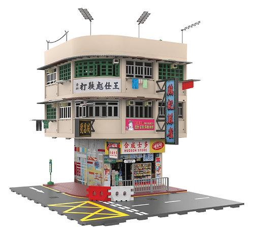BQ-01 Hong Kong Building