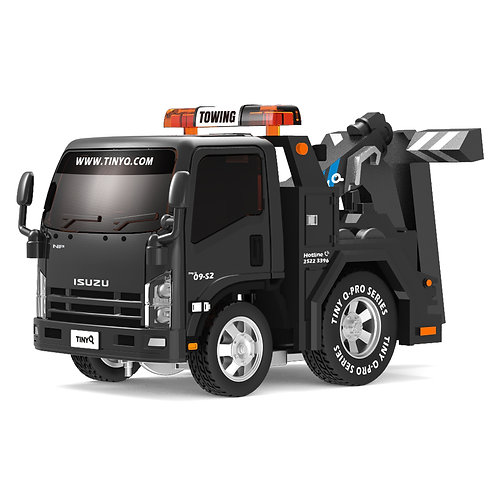 Tiny Q Pro-Series 09 - Tiny Q Safety Truck (Limited Edition)