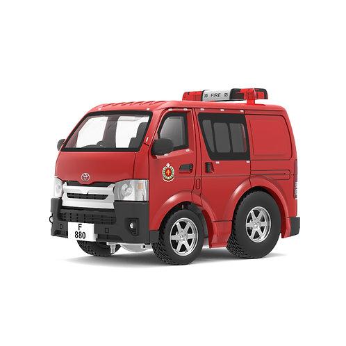 Tiny Q Pro-Series 03 - Toyota Hiace (HK Fire)