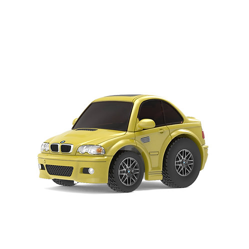 Tiny Q Pro-Series 05 - BMW M3 E46 (Phoenix Yellow)