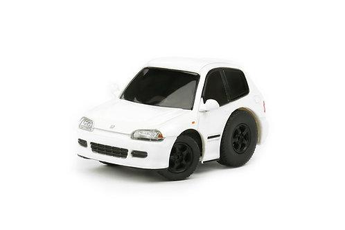 TINY Q Pro-Series 01 - Honda Civic EG6 (White)