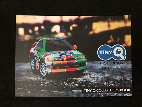 Tiny Q Collector's Book - First Edition