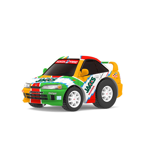 TINY Q Pro-Series 06 - Honda Integra DC2 (JACCS)