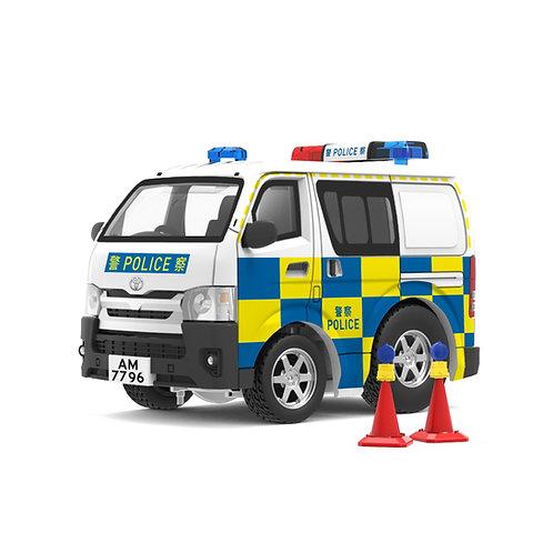 Tiny Q Pro-Series 03 - Toyota Hiace Police (Traffic)