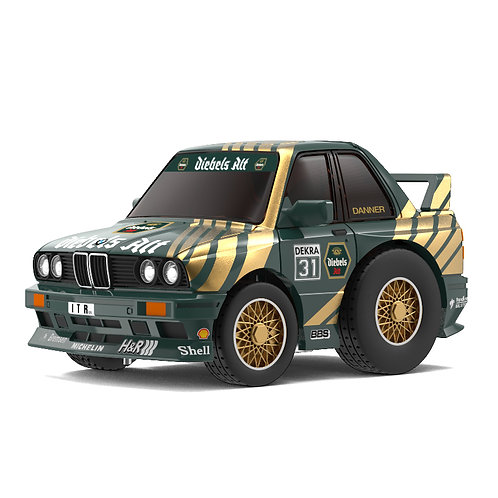 Tiny Q Pro-Series 04 - BMW M3 E30 (DTM No.31)