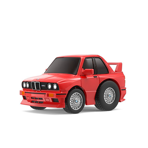 Tiny Q Pro-Series 04 - BMW M3 E30 (Red)