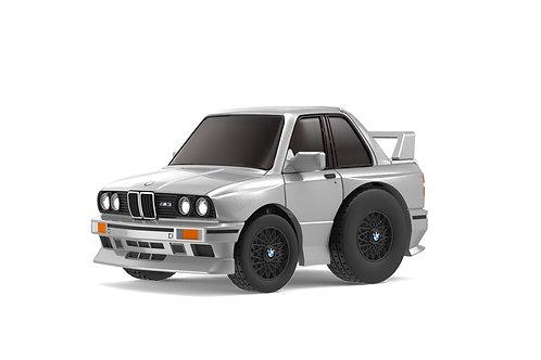 Tiny Q Pro-Series 04 - BMW M3 E30 (Titanium Silver)