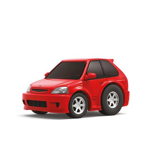 Tiny Q Pro-Series 02 - Honda Civic EK9 (Red)