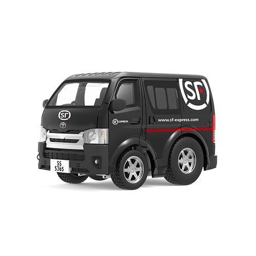 Tiny Q Pro-Series 03 - Toyota Hiace (SF Express)