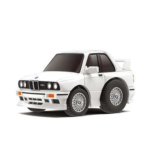Tiny Q Pro-Series 04 - BMW M3 E30 (Alpine White)