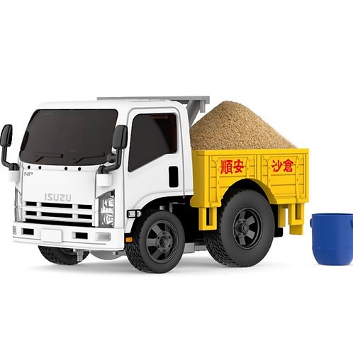 Tiny Q Pro-Series 11 - ISUZU N-Series 2006 Sand Truck with Magic Sand