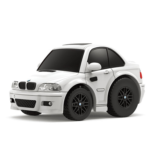Tiny Q Pro-Series 05 - BMW M3 E46 (Alpine White)