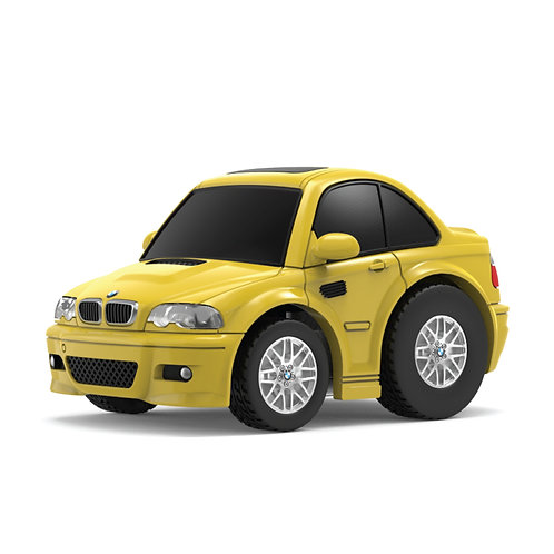 Tiny Q Pro-Series 05 - BMW M3 E46 (Phoenix Yellow)