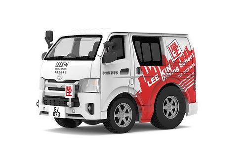 Tiny Q Pro-Series 03 - Toyota Hiace (HK Driving School)