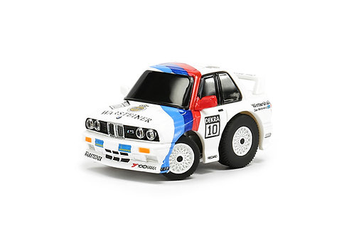 Tiny Q Pro-Series 04 - BMW M3 E30 (White-DTM)