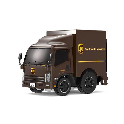 Tiny Q Pro-Series 08 - ISUZU N-Series 2006 Box Lorry (UPS)