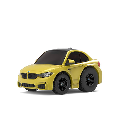 Tiny Q Pro-Series 15 - BMW M4 F82 (Austin Yellow Metallic)