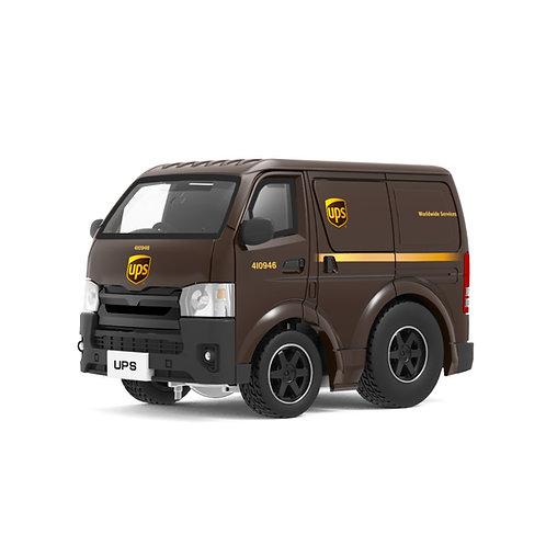 Tiny Q Pro-Series 03 - Toyota Hiace (UPS)