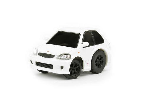 TINY Q Pro-Series 02 - Honda Civic EK9 (White)