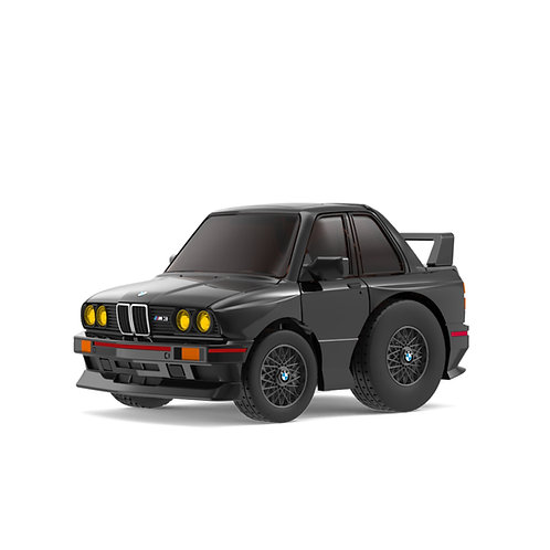 Tiny Q Pro-Series 04 - BMW M3 E30 (Black)