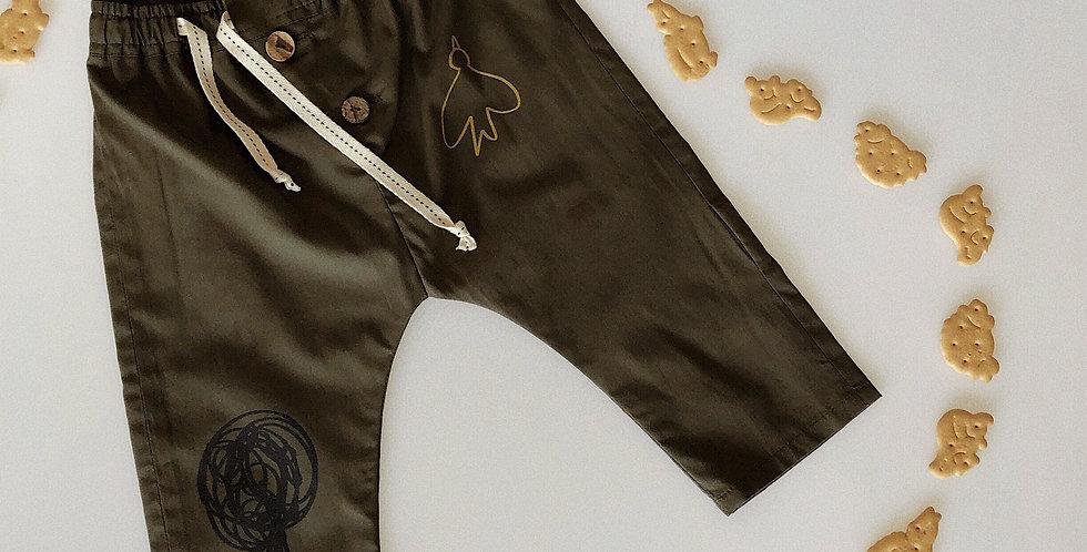Мішкуваті штани