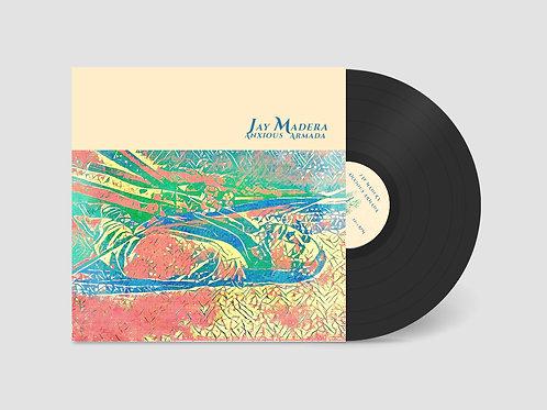 Jay Madera - Anxious Armada LP (vinyl)